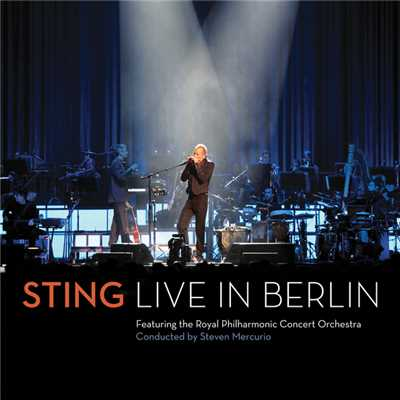 Shape Of My Heart (featuring The Royal Philharmonic Concert Orchestra, Steven Mercurio/Live In Berlin/2010)/Sting