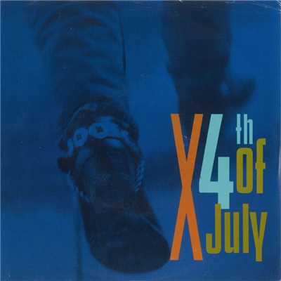 アルバム/4th Of July / Positively 4th Street [Digital 45]/X
