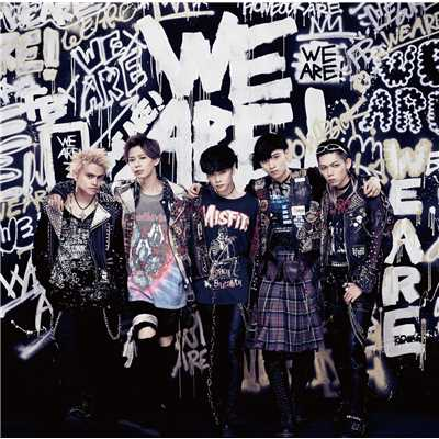 アルバム/WE ARE!/FlowBack
