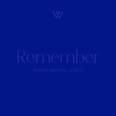 アルバム/Remember -JP EDITION-/WINNER