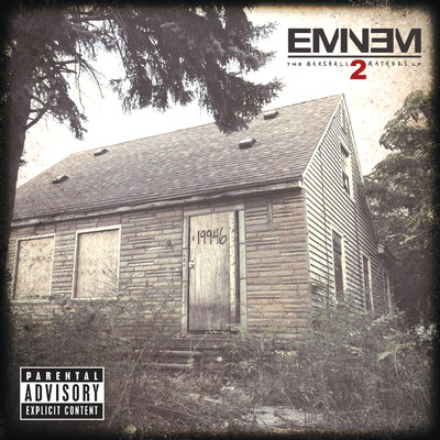 アルバム/The Marshall Mathers LP2 (Deluxe)/エミネム