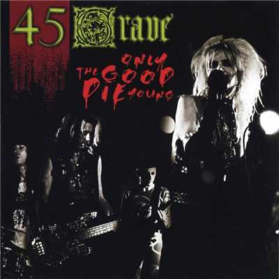 シングル/Black Cross/45 Grave