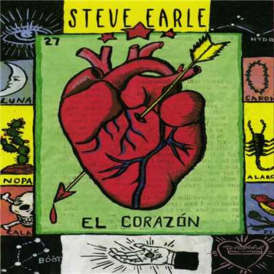 アルバム/El Corazon/Steve Earle
