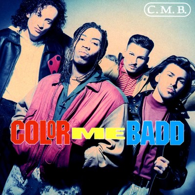 シングル/Thinkin' Back/Color Me Badd