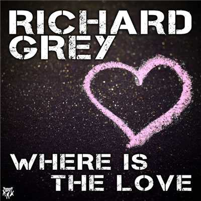 シングル/Where Is the Love (feat. Kaysee) (Electro Mix Instrumental)/Richard Grey
