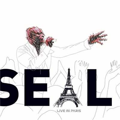 アルバム/Live In Paris (CD/DVD) (Smartpak)/Seal