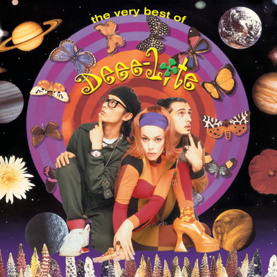 アルバム/The Very Best Of Deee-Lite/Deee-Lite