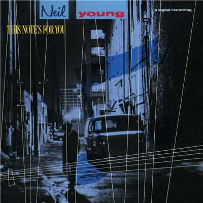 シングル/Can't Believe Your Lyin'/Neil Young