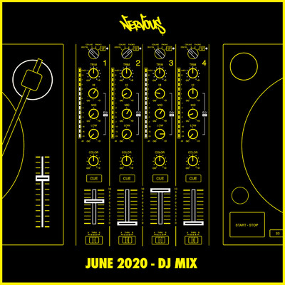 アルバム/Nervous June 2020 (DJ Mix)/Various Artists