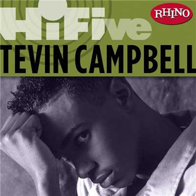 シングル/Alone with You/Tevin Campbell