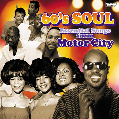 アルバム/60's SOUL 〜Essential Songs from Motor City〜/Various Artists