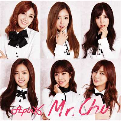 シングル/Mr. Chu(On Stage)〜Japanese Ver.〜/Apink