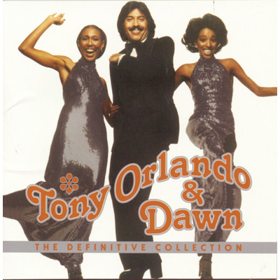 シングル/Look In My Eyes Pretty Woman/Tony Orlando & Dawn