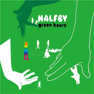 アルバム/GREEN HOURS/HALFBY
