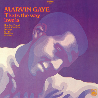 ハイレゾアルバム/That's The Way Love Is/Marvin Gaye
