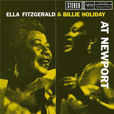 Airmail Special (Live At The Newport Jazz Festival/1957)/Ella Fitzgerald
