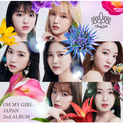 OH MY GIRL JAPAN 2nd ALBUM/OH MY GIRL