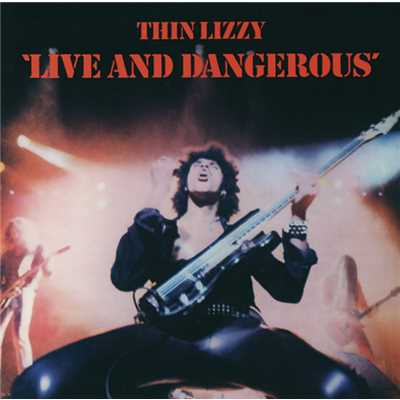 シングル/Rosalie (Cowgirl's Song) (Live At The Hammersmith Odeon, London / 1976)/Thin Lizzy