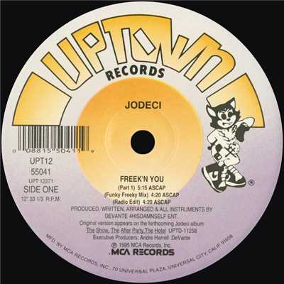 アルバム/Freek'n You (Remixes)/Jodeci