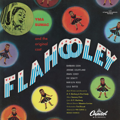 アルバム/Flahooley (Original Broadway Cast Recording)/Various Artists