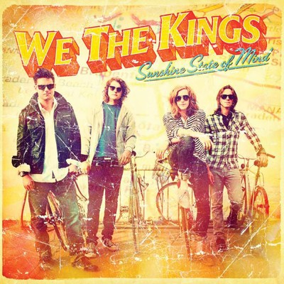 アルバム/Sunshine State of Mind/We The Kings