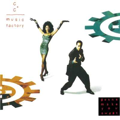 シングル/Just A Touch Of Love (Everyday)/C+C Music Factory