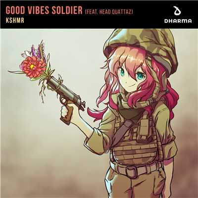 Good Vibes Soldier (feat. Head Quattaz)/KSHMR