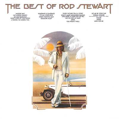アルバム/The Best Of Rod Stewart/Rod Stewart