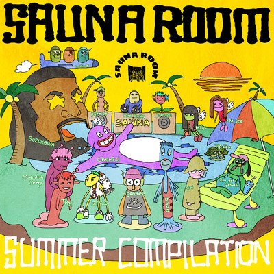 アルバム/saunaroom summer compilation/Various Artists