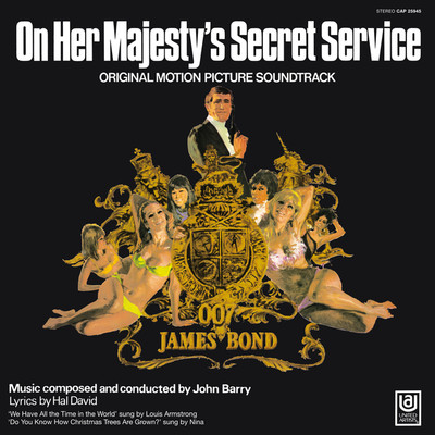 "ハイレゾ/We Have All the Time In The World (From ""On Her Majesty's Secret Service"" Soundtrack / Remastered 2015)/Louis Armstrong"