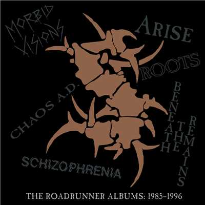 アルバム/The Roadrunner Albums: 1985-1996/Sepultura