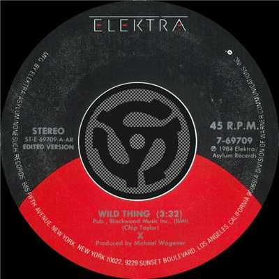 アルバム/Wild Thing / Devil Doll [Digital 45]/X