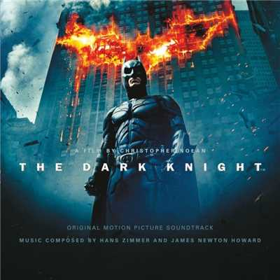 アルバム/The Dark Knight (Original Motion Picture Soundtrack)/James Newton Howard/Hans Zimmer