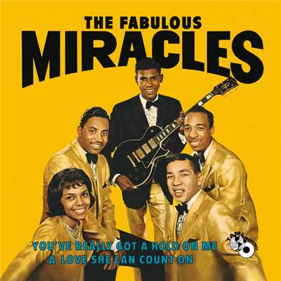 アルバム/The Fabulous Miracles/The Miracles
