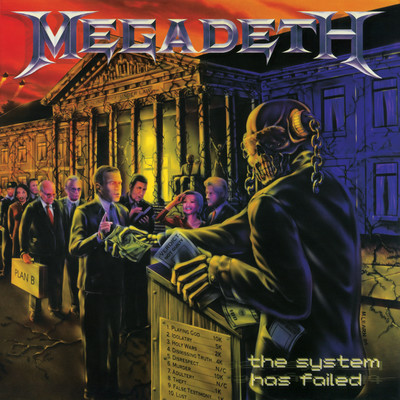 アルバム/The System Has Failed (2019 - Remaster)/Megadeth