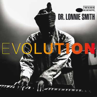 ハイレゾアルバム/Evolution/Dr. Lonnie Smith