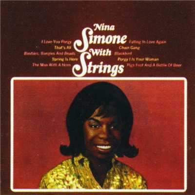 アルバム/Nina With Strings/Nina Simone