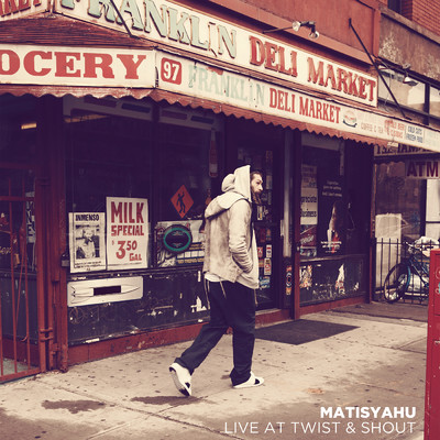 Thunder (Live at Twist & Shout)/Matisyahu