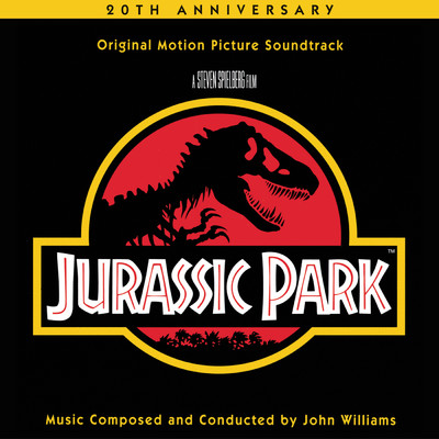 ハイレゾアルバム/Jurassic Park - 20th Anniversary/John Williams