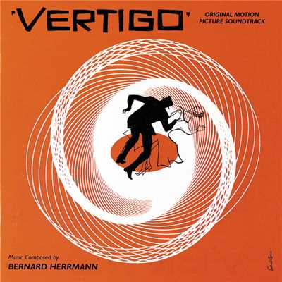 アルバム/Vertigo (Original Motion Picture Soundtrack)/Bernard Herrmann