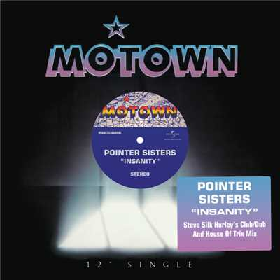 アルバム/Insanity/The Pointer Sisters