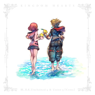KINGDOM HEARTS - III, II.8, Unchained χ & Union χ [Cross] - (Original Soundtrack)/Various Artists