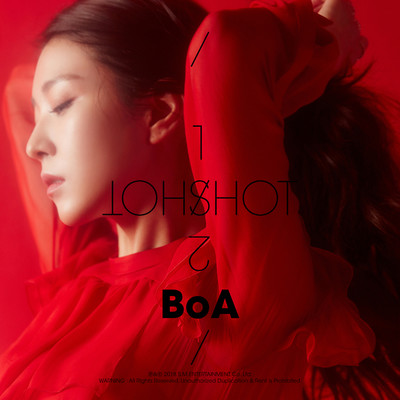 ONE SHOT, TWO SHOT - The 1st Mini Album/BoA