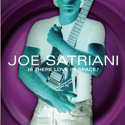 ハイレゾアルバム/Is There Love In Space?/Joe Satriani