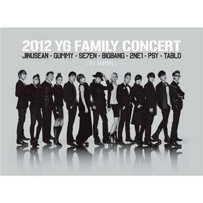 シングル/HEARTBREAKER - 2012 YG Family Concert in Japan ver./Gummy