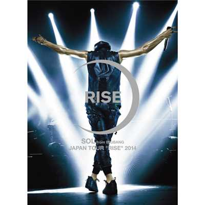"EYES, NOSE, LIPS -JPN- <LIVE>(JAPAN TOUR ""RISE"" 2014)/SOL (from BIGBANG)"