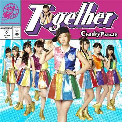 アルバム/Together/Cheeky Parade