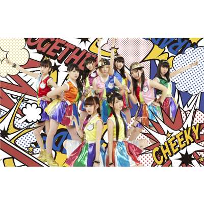 アルバム/CANDY POP GALAXY BOMB !! / キズナPUNKY ROCK !!/Cheeky Parade