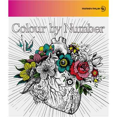 アルバム/Colour by Number/MONKEY MAJIK