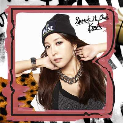 アルバム/Shout It Out/BoA